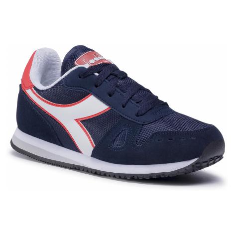 Sneakersy DIADORA - Simple Run Gs 101.174382 01 C1512 Blue Corsair/White