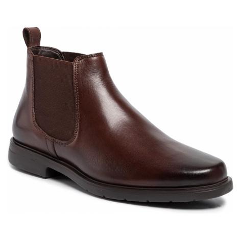 Sztyblety LASOCKI FOR MEN - MI07-A775-A601-03 Brown