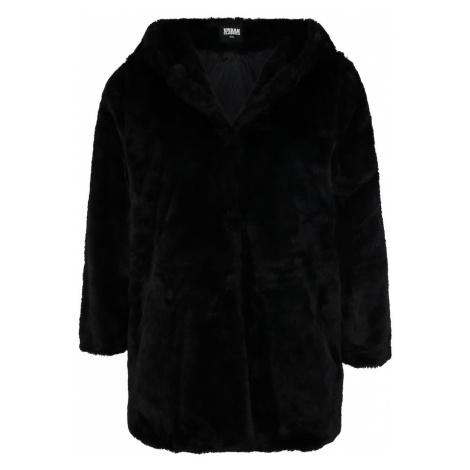 Urban Classics Płaszcz przejściowy czarny