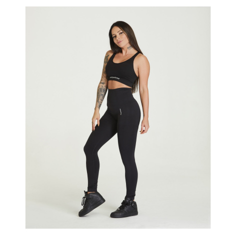 Carpatree Woman's Seamless Leggings Model One
