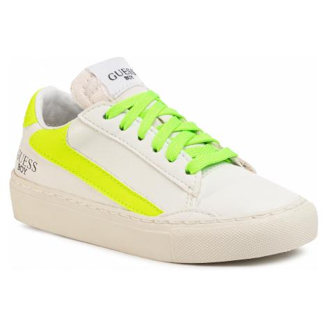 Sneakersy GUESS - Luis Jr FI6LUJ ELE12 GEN