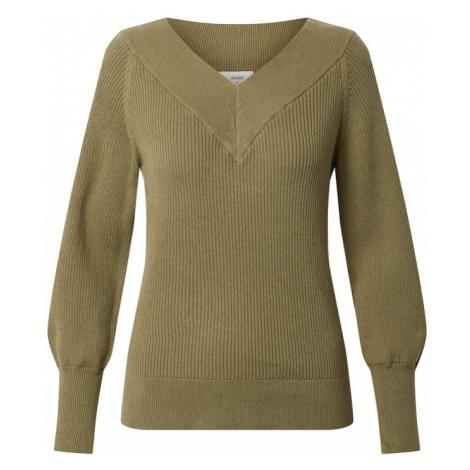 OBJECT Sweter 'Manja' zielony