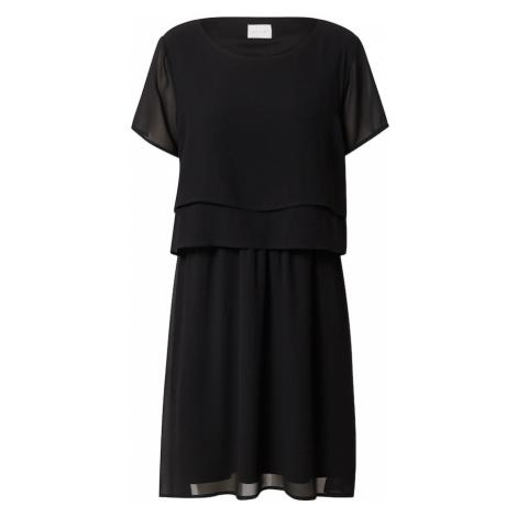 VILA Sukienka 'ISSI' czarny