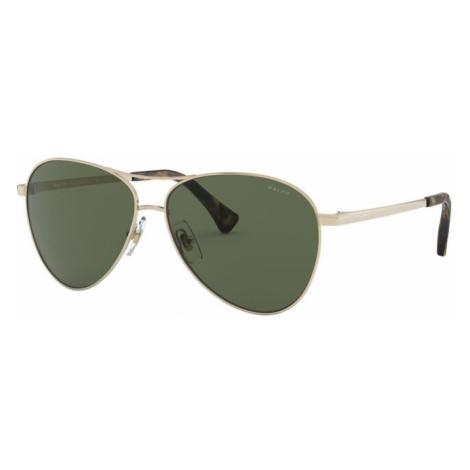 RALPH LAUREN Okulary przeciwsłoneczne złoty / czarny