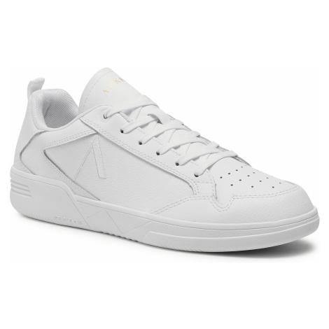 Sneakersy ARKK COPENHAGEN - Visuklass Leather S-C18 CR5900-0010-M White