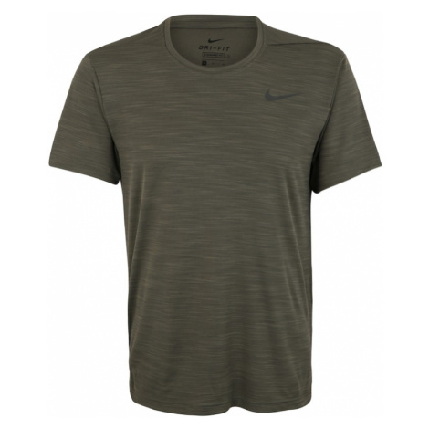 NIKE Koszulka funkcyjna 'SUPERSET' khaki