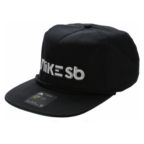 czapka z daszkiem Nike SB Aerobill Dri-Fit - 010/Black/Pine Green/Black/White