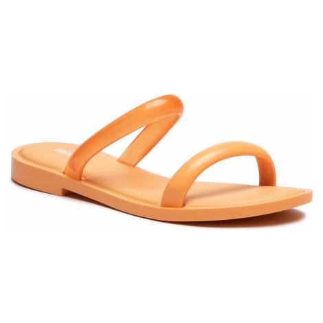 Klapki MELISSA - Wave Ad 32952 Orange/Orange Clear