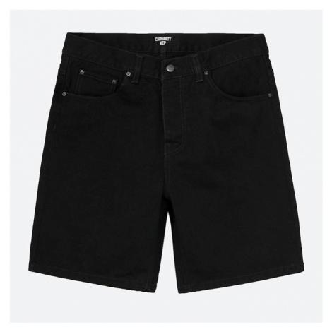 Szorty Carhartt WIP Newel Short I029209 BLACK