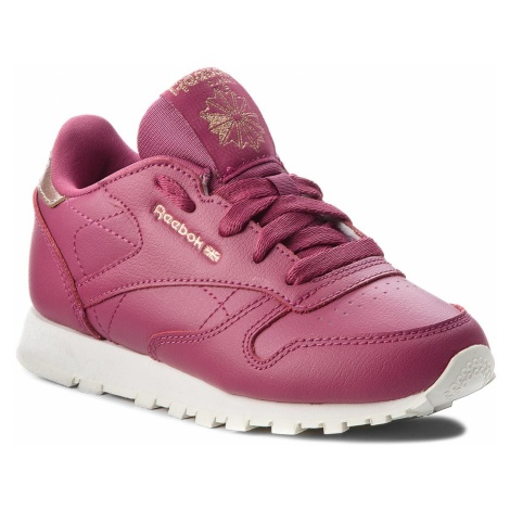 Buty Reebok - Classic Leather CN5566 Twisted Berry/Chalk