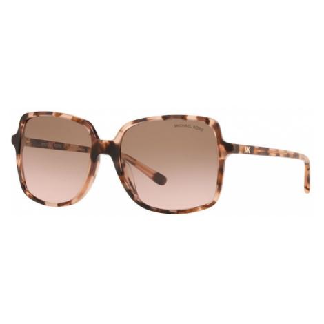 Michael Kors Okulary przeciwsłoneczne 'ISLE OF PALMS' brązowy / różowy pudrowy