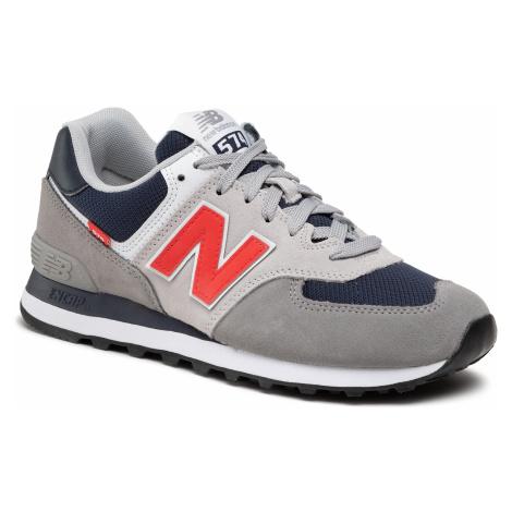 Sneakersy NEW BALANCE - ML574SO2 Szary