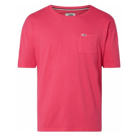 T-shirt z kieszenią na piersi Tommy Hilfiger