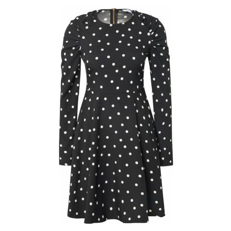 Closet London Sukienka czarny / biały