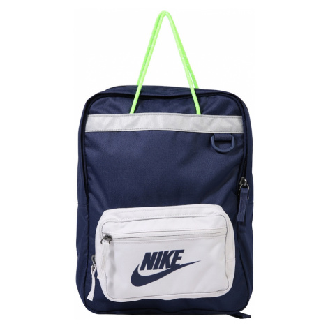 Nike Sportswear Plecak 'TANJUN' granatowy / biały
