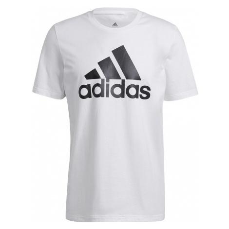 Adidas Essentials Big Logo Tee Męska Biała (GK9121)