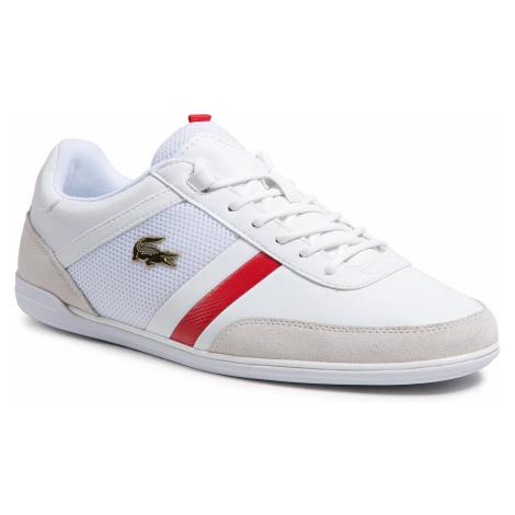 Męskie obuwie sneakersy Lacoste