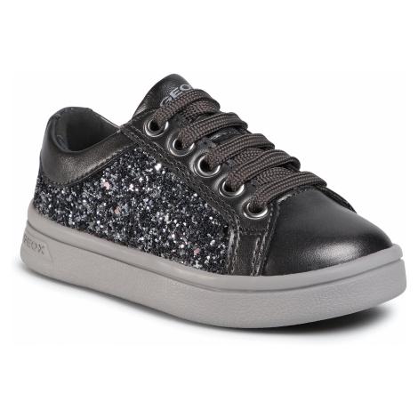 Sneakersy GEOX - J Djrock G. E J044ME 0EWNF C9002 M Dk Grey