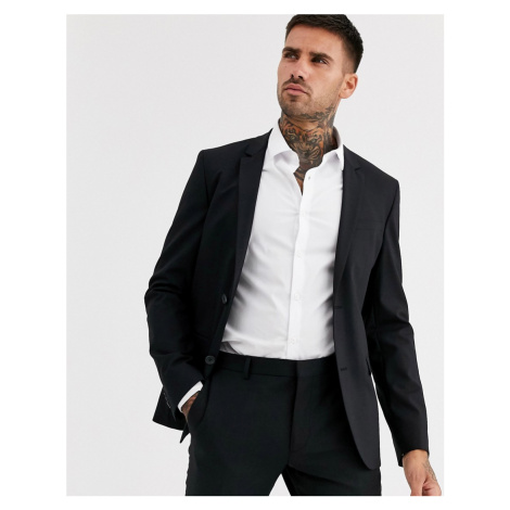Calvin Klein black suit jacket