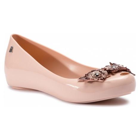 Baleriny MELISSA - Ultragirl Flower Chrom 32655 Pink/Pink 50910