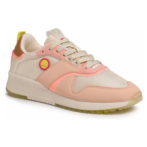 Sneakersy SCOTCH & SODA - Vivi 20737553 Eggnog Offwht. Multi S208