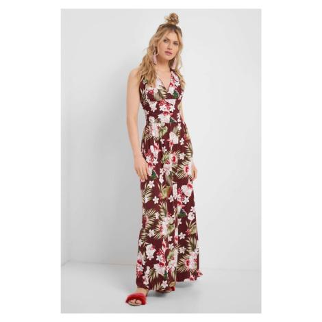 Sukienka maxi ze wzorem Orsay
