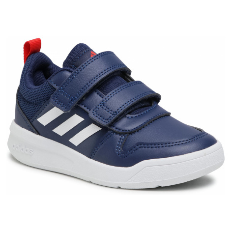 Buty adidas - Tensaur C S24050 Dkblue/Ftwwht/Actred