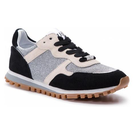 Sneakersy LIU JO - Alexa BXX049 PX037 Black/White 00054