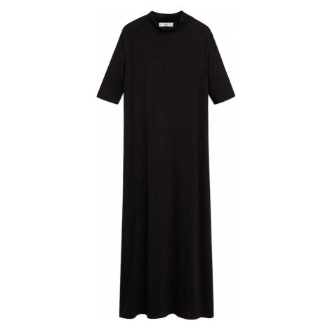 MANGO Sukienka czarny
