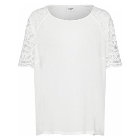 JACQUELINE De YONG Koszulka biały