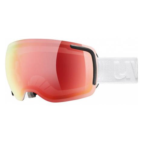 UVEX Gogle narciarskie BIG 40 VFM-Pomarańczowy