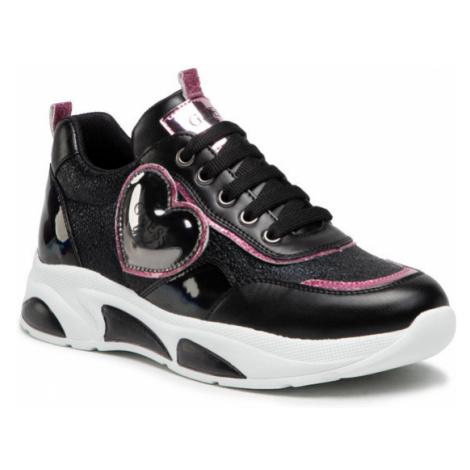 Guess Sneakersy Claire FJ5CLR ELE12 Czarny