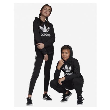 adidas Originals Trefoil Bluza dziecięca Czarny