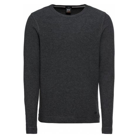 BOSS Sweter 'Tempest 10214364 01' antracytowy Hugo Boss