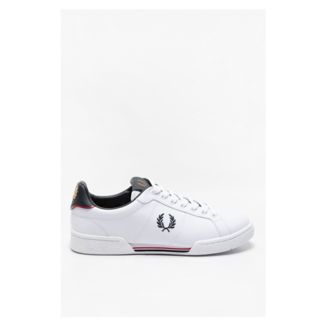 Buty Fred Perry Sneakersy B722 Leather B1252-100 White