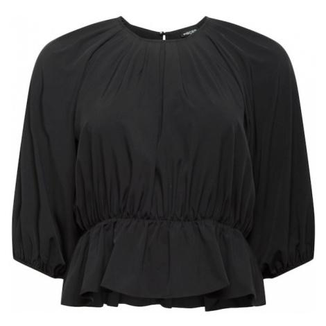 PIECES (Curve) Koszulka 'VILMA' czarny
