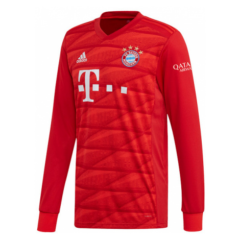 """Koszulka FC Bayern Monachium H 19/20 LS Replica (DX9250)"" Adidas"