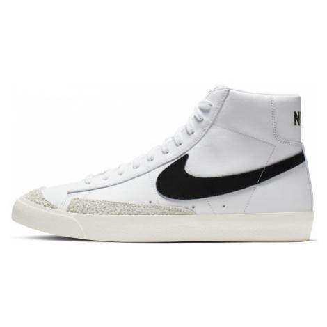 Buty męskie Nike Blazer Mid'77 Vintage - Biel