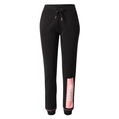 ARMANI EXCHANGE Spodnie '3HYP78' różowy / czarny