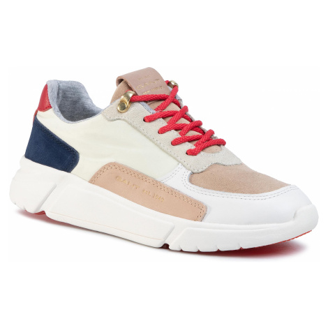 Sneakersy GANT - Cocoville 20533535 Br.Wht/Bei/Red/Blue G293