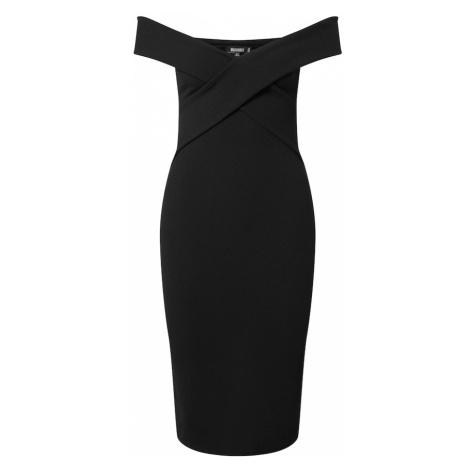 Missguided Sukienka czarny
