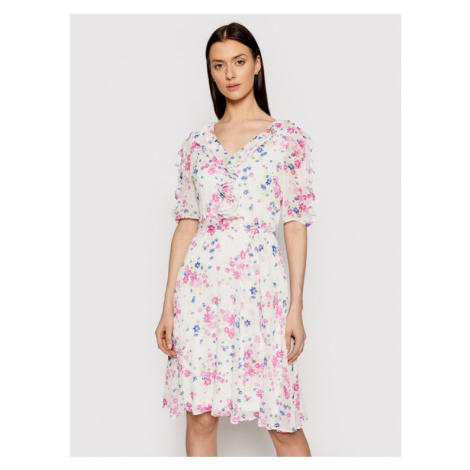 DKNY Sukienka letnia DD1A7185 Kolorowy Regular Fit