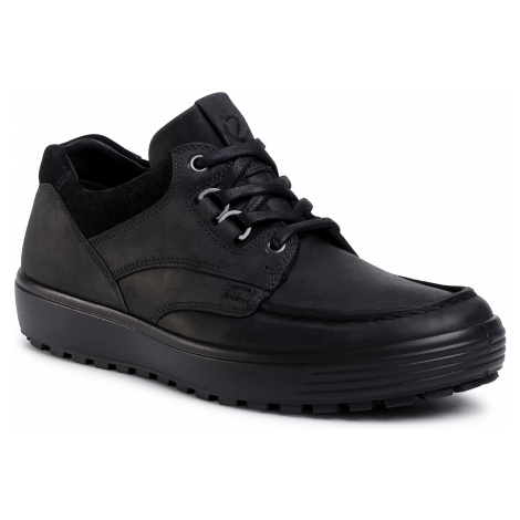 Półbuty ECCO - Soft 7 Tred M 45039451052 Black/Black