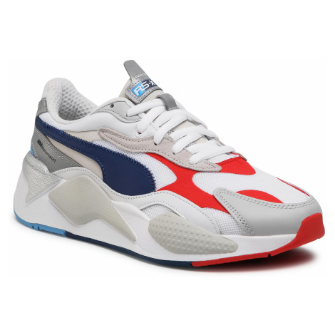 Sneakersy PUMA - BMW Mms Rs-X 306498 01 White/Grey Violet/Marina