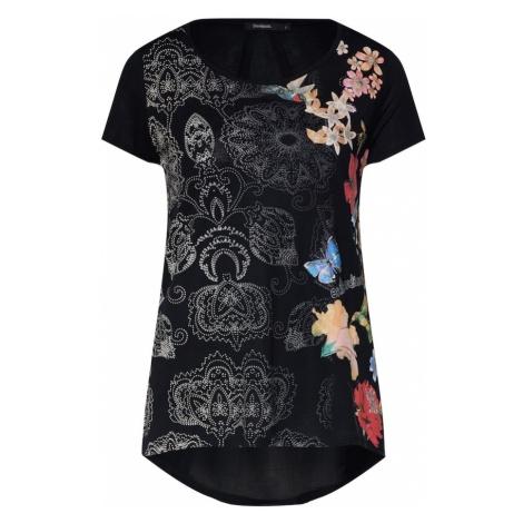 Desigual Koszulka 'TS_PANAMA' czarny