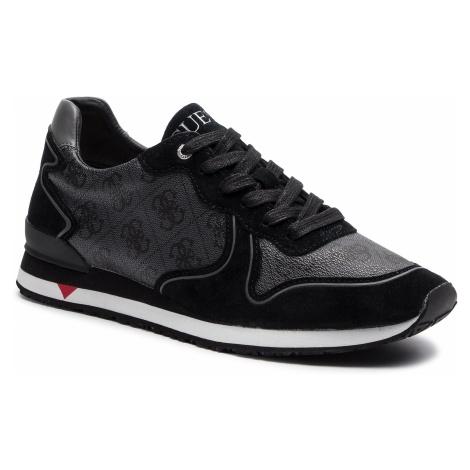 Sneakersy GUESS - New Glorym FM7NGL FAL12 BLKGR