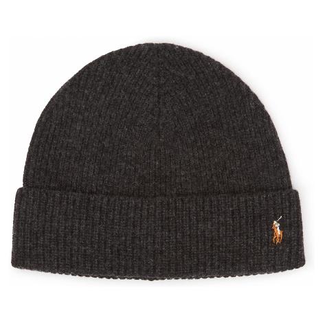 Czapka POLO RALPH LAUREN - Fo Hat-Hat 449775524007 Characoal