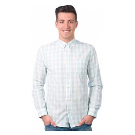 Pepe Jeans koszula męska Imbe turkusowy