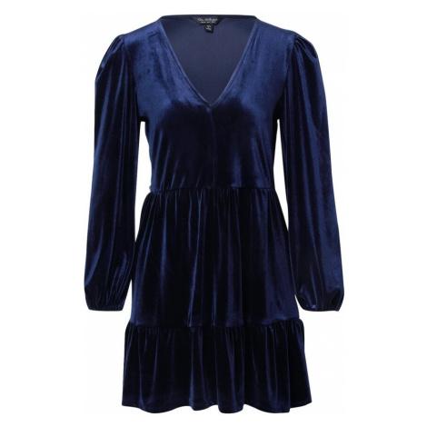 Miss Selfridge Sukienka 'Midniht' niebieski