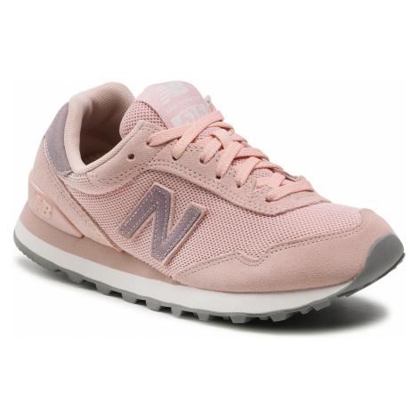 Sneakersy NEW BALANCE - WL515GBP Różowy